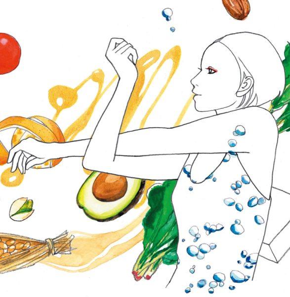 下げる 食べ物 免疫 力 を