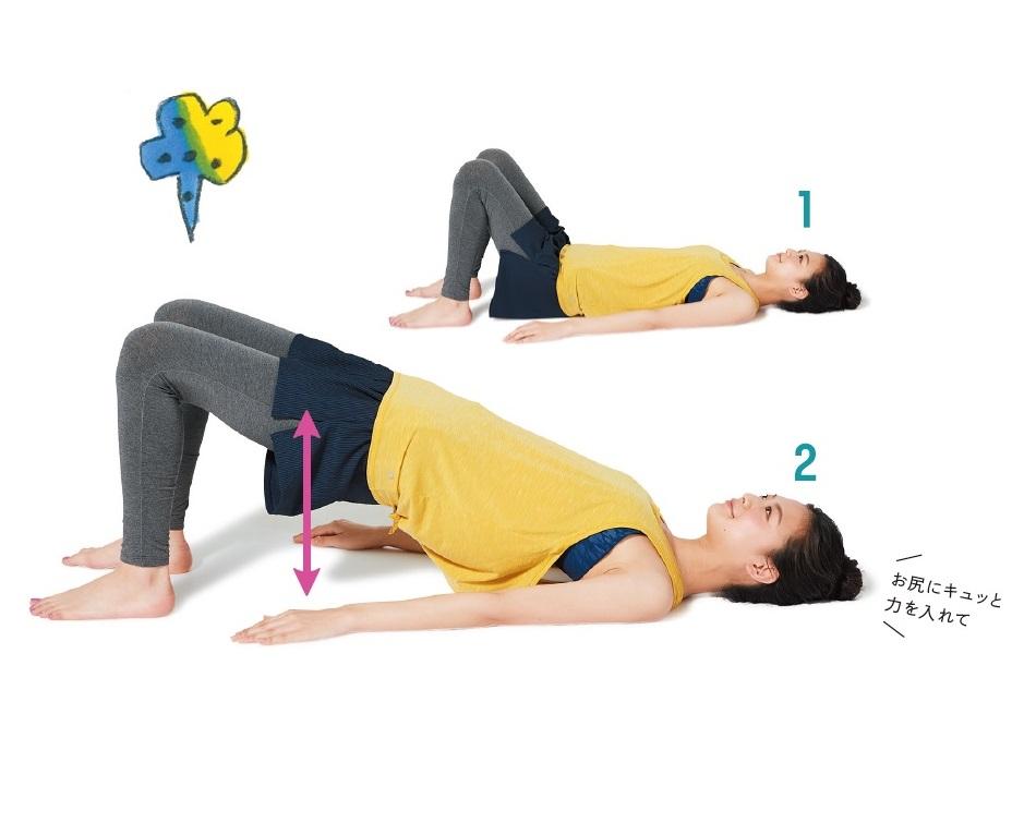 筋 お トレ 尻 お尻の筋肉を鍛えるメリットとは?ヒップアップに効果的な筋トレ&ストレッチも解説