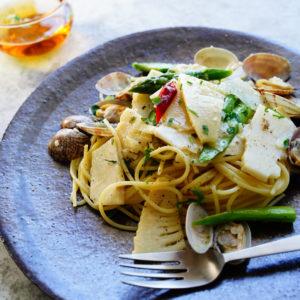 お家で外食気分!…自炊ビギナーも簡単にできる「春のパスタレシピ」