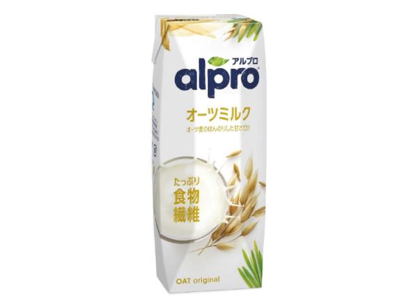 ALPRO(アルプロ)たっぷり食物繊維 オーツミルク ほんのり甘い250ml
