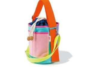 韓国発のバケツ型バッグがキュート! 気になるアイテム5選