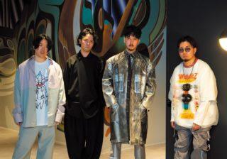 """""""エリート音楽集団""""WONK約3年ぶりのアルバムはNetflixのSF作品がヒントに"""
