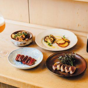 """北海道産・熊の味わいは…? 銀座に""""炭火焼き""""料理店がオープン"""