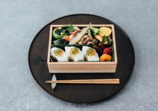 メインには宮崎牛の山椒煮…『銀座風月堂』で「折詰弁当」が初登場