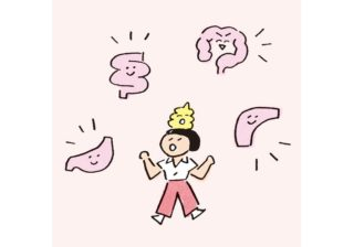 胃痛も便秘のせい? 腸内環境の乱れを5項目でチェック!