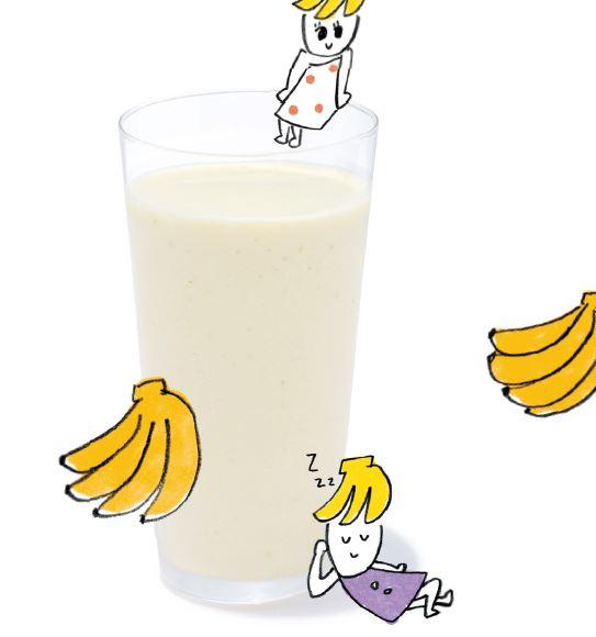 バナナ ジュース レシピ