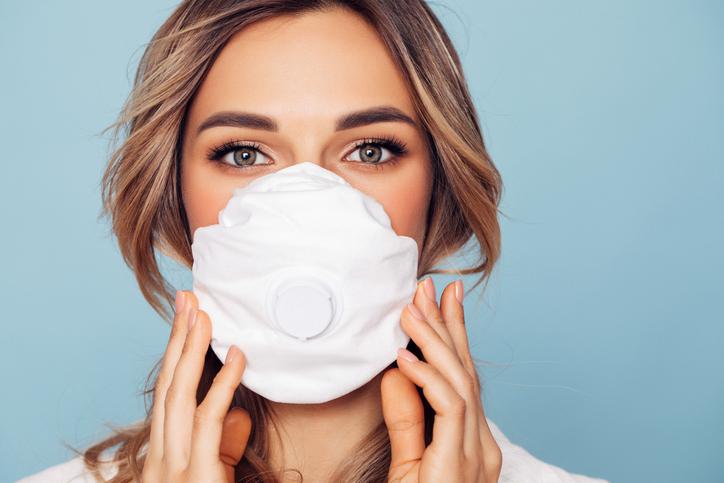 マスク 新型コロナウイルス