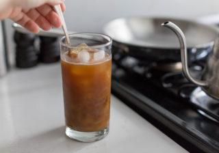 知ってた?…「アイスコーヒーがおいしくなる」グラスの特徴