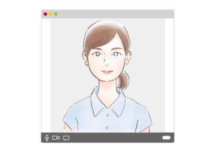"""""""オンライン通話""""の身だしなみ10選! 「まとめ髪がベター」のワケは?"""