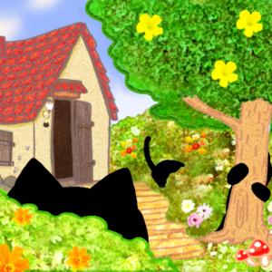 【黒猫心理テスト】 「秋にすべきこと」がわかる! 3兄弟の末っ子猫さまはどれ?