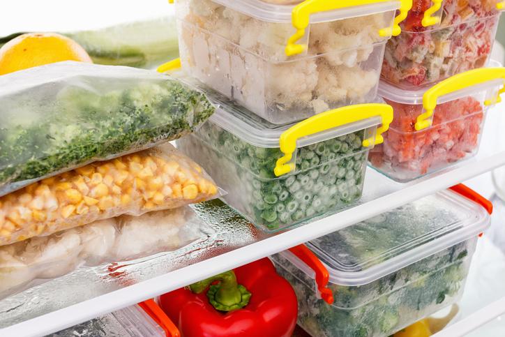 冷凍庫 収納 アイデア 方法