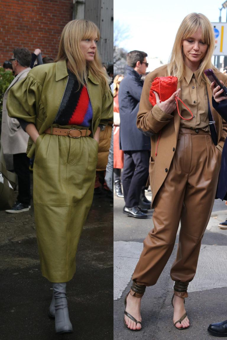 秋 ファッション セットアップ 人気