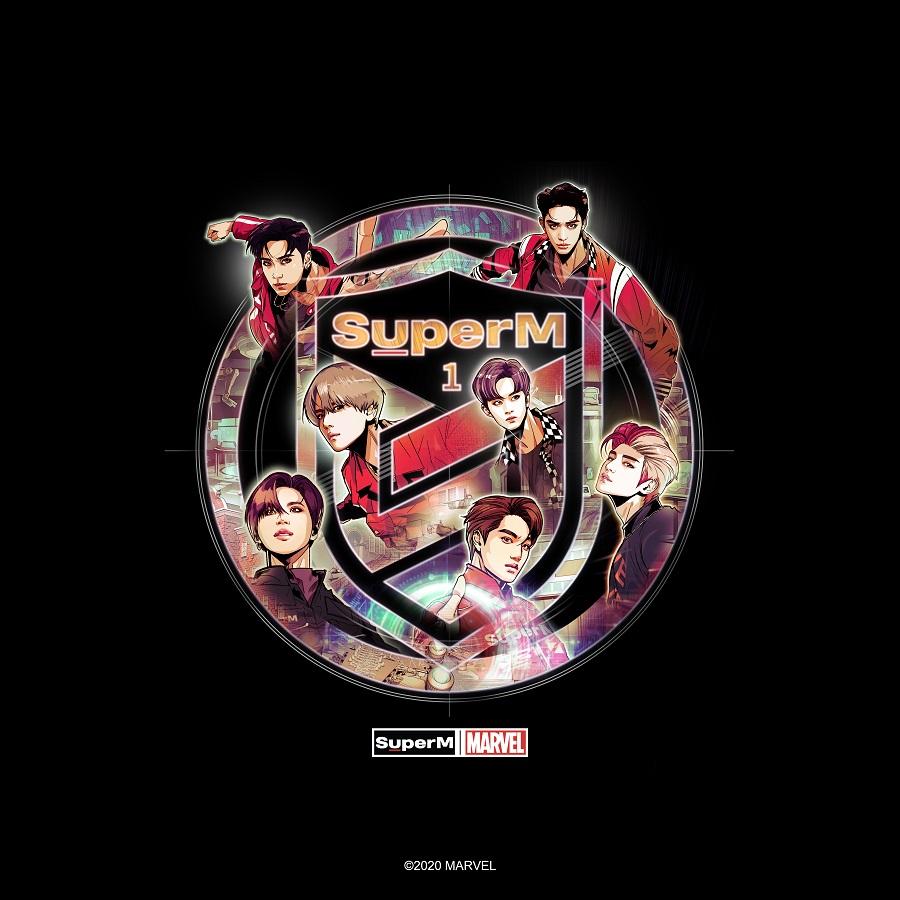 6 SuperM×MARVEL