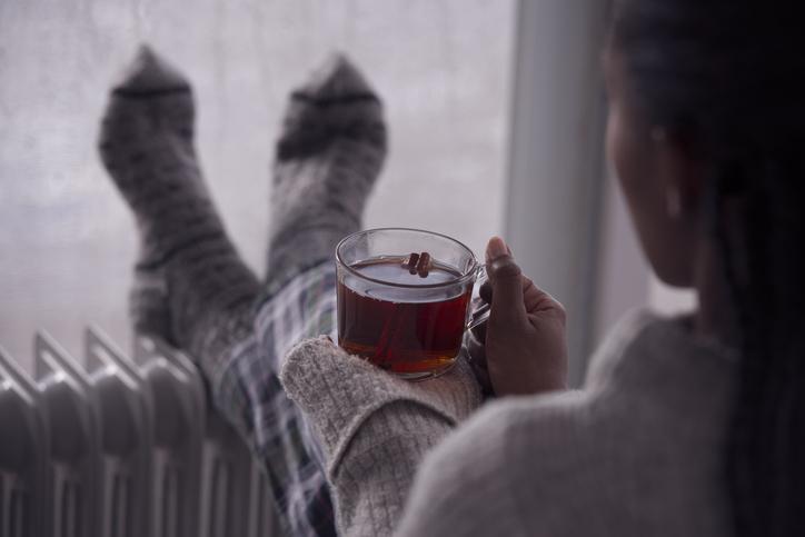 温活 冷え 対策 冷え症 冷え性