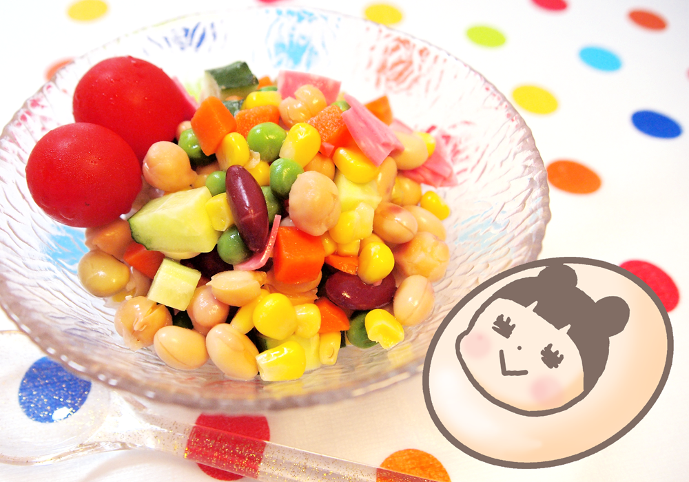 簡単 レシピ ずぼら飯 サラダ