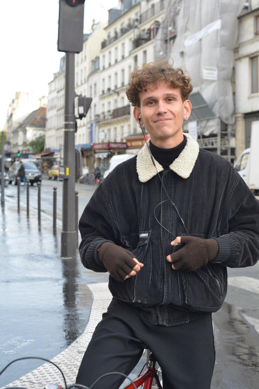 イケメン 男前 フランス パリ