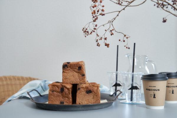 天然水食パン「FUJI」コーヒー味