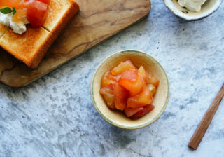 絶品! パンのおとも…すぐ作りたい「旬りんごのジャム」簡単レシピ