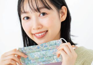 乃木坂46・北川悠理「いろんな人に見てほしくなる」 マスク作りにトライ!