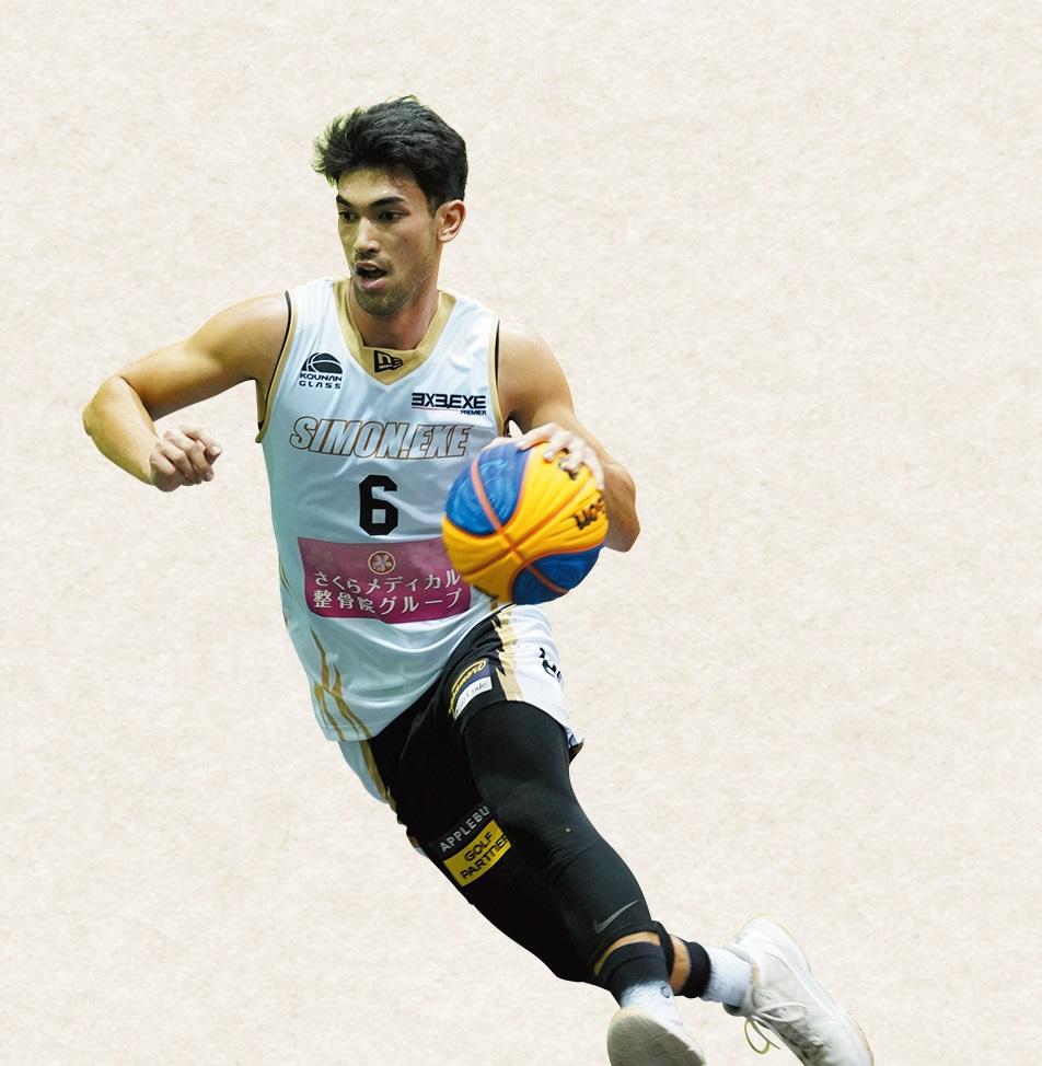 落合知也 スペンサー・ジェニングス 池田千尋 コラン陽介 3人制バスケ 東京オリンピック 日本代表