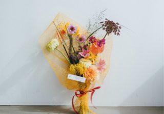 【フラワーアレンジ3選】人気フローリストによる5000円台の花束!