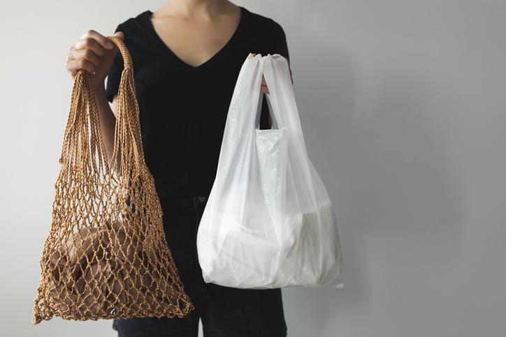 レジ袋 有料化 エコバッグ