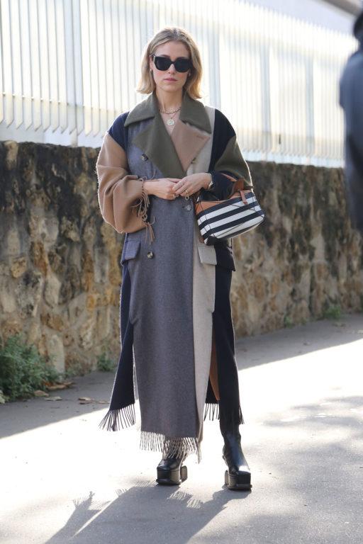 冬コート! 参考にしたい海外インフルエンサーファッション