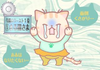 【猫さま占い】最強運になる猫さまは? 11月23日~11月29日運勢ランキング