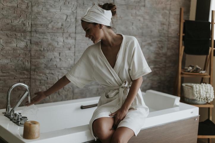 温活 入浴法 冷え性 改善