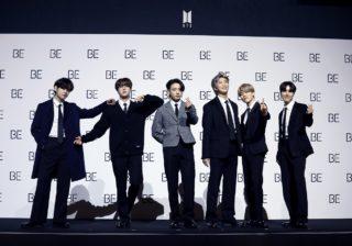 BTSグラミー賞ノミネートおめでとう! ニューアルバム『BE』リリースを記念し、全世界に向けて記者会見を動画配信!