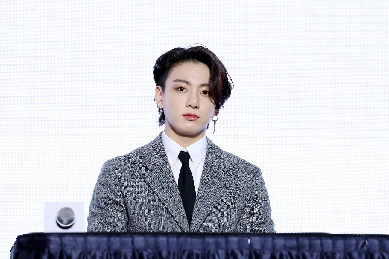 BTS 'BE' 発売グローバル記者懇談会_JUNGKOOK