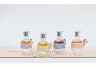 コンセプトは着物…新フレグランスは「内面からの美を引き出す香り」