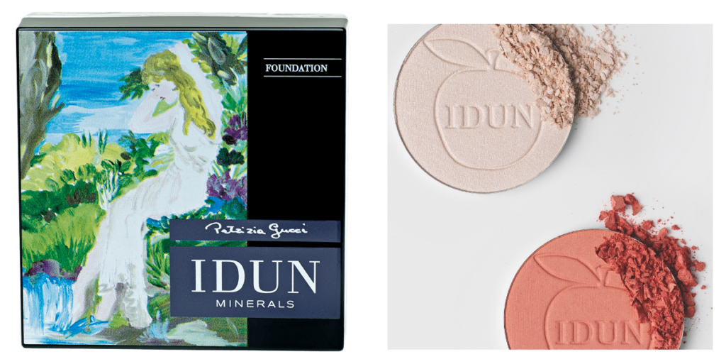 IDUN Minerals「ミネラルパウダーファンデーション」