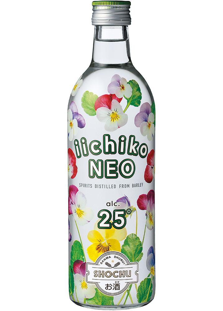 iichiko NEO アルコール度数25% 500㎖¥696