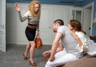 ドロ沼三者面談の末に…妻が不倫夫に下した「エグすぎる制裁方法」