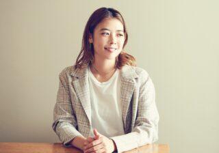 """運動で""""運を動かす""""? モデルで起業家の浅野美奈弥、転機を語る"""