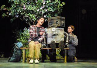 劇団四季が16年ぶりの独自作品 主人公の相棒、ポンコツロボが本当に可愛い