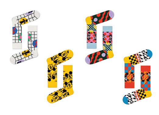 Happy Socks x Disney Press Release Updated
