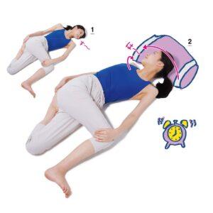 """正月太りから「くびれ」を作る! 寝ながらできる簡単""""ながら絞り""""とは?"""