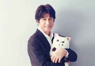 草刈正雄、若さの秘訣は愛猫!? 「疲れも吹っ飛んじゃうぐらい可愛い」