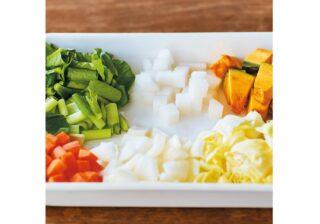 """抗酸化力&免疫力UPの""""野菜スープ""""レシピ 皮や切れ端も捨てないワケは?"""
