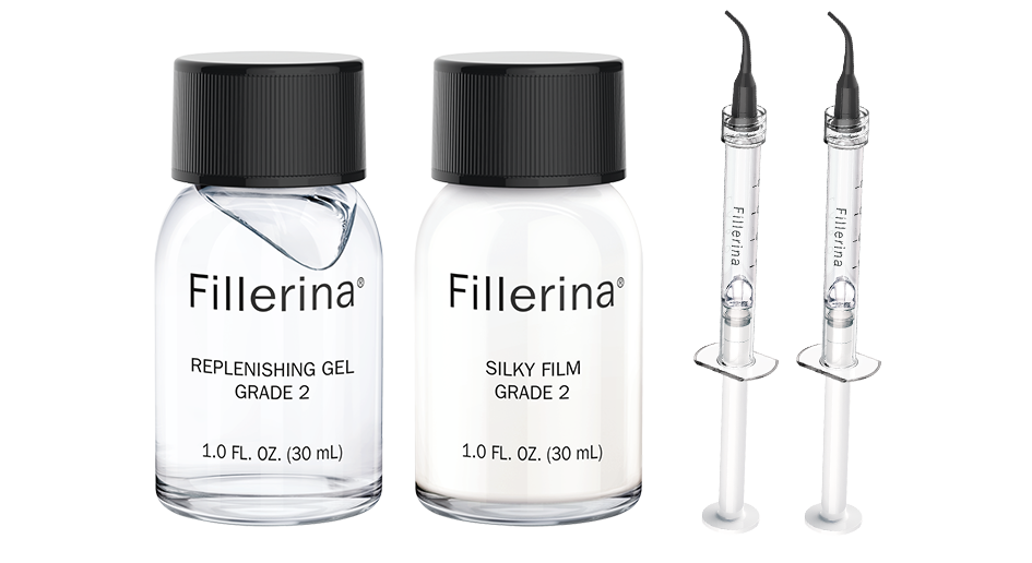 Fillerina「フィレリーナ リプレニッシングトリートメント Grade1」