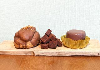 売り切れ確実のチョコ祭り!…【最新コンビニスイーツ】セブン、ローソン、ファミマ3選