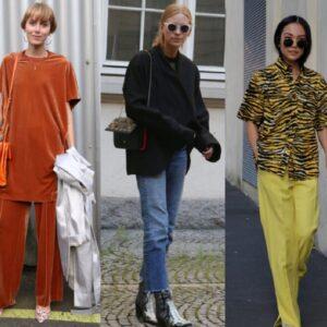 ラフだけどおしゃれ…「2021年春のファッショントレンド」スナップ5選