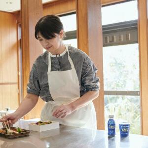 「chioben」山本千織さんの、ポジティブに美味しいものを美味しく味わう生活。