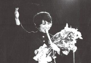森山良子、フォークを歌う自分を「やりたくないのになんで!?」と悩んだ過去