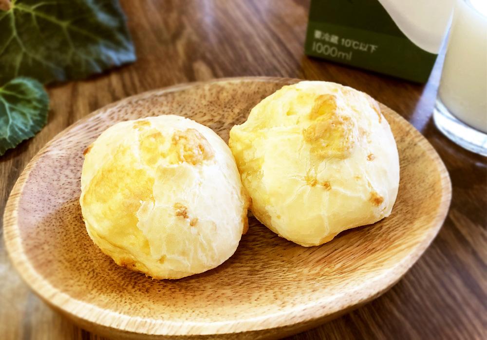 コストコ マニア 神アイテム 北海道サロベツ特選低脂肪牛乳 BAKER JHON ポンデケージョ