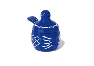 【職人の逸品5選】鳩のシュガーポット、尾はスプーンに! 民藝を暮らしに