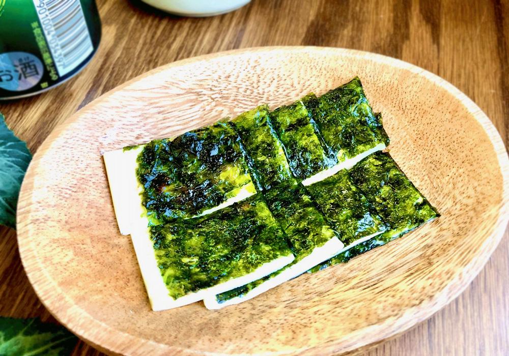 おつまみ 簡単 レシピ 韓国 海苔 チーズ キムチ