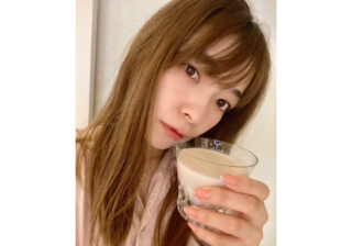 「アーモンドミルク90日間チャレンジ」意外にもアレに合う!? オススメの摂り方って?